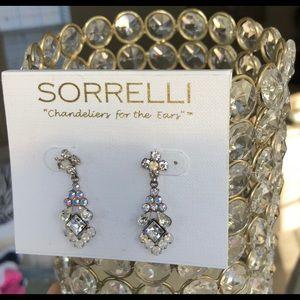 Beautiful Crystal Sorrelli earrings.